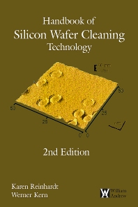 Cover image for Handbook of Silicon Wafer Cleaning Technology