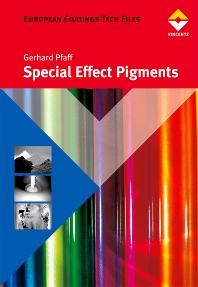 Special Effect Pigments, 2e - 1st Edition - ISBN: 9780815515661