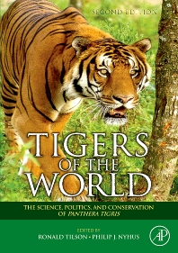 Tigers of the World, 2nd Edition,Ronald Tilson,Philip Nyhus,ISBN9780815515708