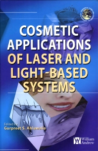 Cover image for Cosmetics Applications of Laser and Light-Based Systems