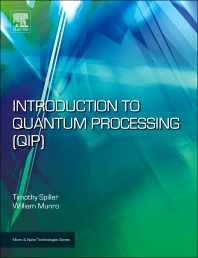 Introduction to Quantum Information  Processing (QIP)