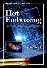 Cover image for Hot Embossing