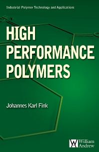 Cover image for High Performance Polymers