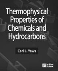 Cover image for Thermophysical Properties of Chemicals and Hydrocarbons