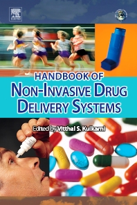 Handbook of Non-Invasive Drug Delivery Systems, 1st Edition,Vitthal S. Kulkarni,ISBN9780815520252