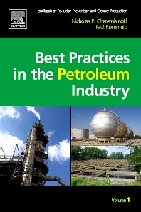 Cover image for Handbook of Pollution Prevention and Cleaner Production Vol. 1: Best Practices in the Petroleum Industry