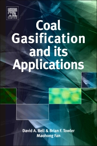 Cover image for Coal Gasification and Its Applications