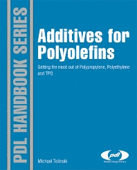 Additives for Polyolefins - 1st Edition - ISBN: 9780815520511, 9780815520528