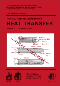 First U.K. National Conference on Heat Transfer - 1st Edition - ISBN: 9780852951750, 9781483154206