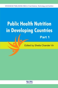 Public Health Nutrition in Developing Countries