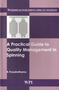 A Practical Guide to Quality Management in Spinning