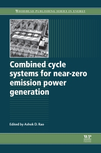 Cover image for Combined Cycle Systems for Near-Zero Emission Power Generation