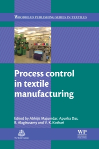 Cover image for Process Control in Textile Manufacturing