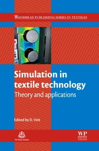 Cover image for Simulation in Textile Technology