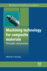 Cover image for Machining Technology for Composite Materials