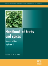Handbook of Herbs and Spices - 1st Edition - ISBN: 9780857090393, 9780857095671
