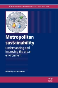 Metropolitan Sustainability - 1st Edition - ISBN: 9780857090461, 9780857096463