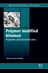 Cover image for Polymer Modified Bitumen
