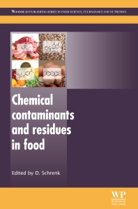 Chemical Contaminants and Residues in Food - 1st Edition - ISBN: 9780857090584, 9780857095794