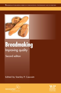 Breadmaking - 2nd Edition - ISBN: 9780857090607, 9780857095695