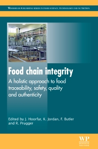 Cover image for Food Chain Integrity