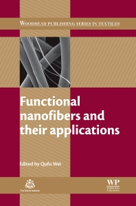 Cover image for Functional Nanofibers and their Applications