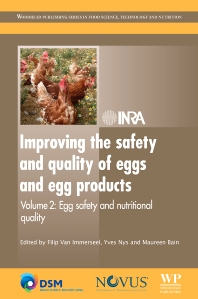 Cover image for Improving the Safety and Quality of Eggs and Egg Products