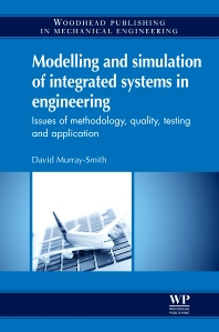 Cover image for Modelling and Simulation of Integrated Systems in Engineering
