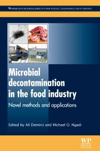 Cover image for Microbial Decontamination in the Food Industry
