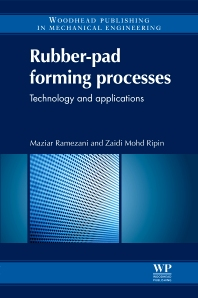 Rubber-Pad Forming Processes - 1st Edition - ISBN: 9780857090942, 9780857095497