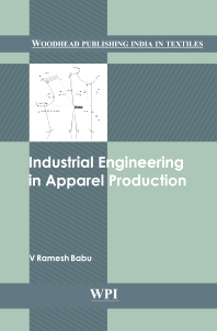 Industrial Engineering in Apparel Production - 1st Edition - ISBN: 9780857091079