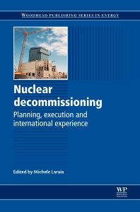 Cover image for Nuclear Decommissioning