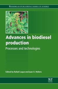 Advances in Biodiesel Production - 1st Edition - ISBN: 9780081016640, 9780857095862