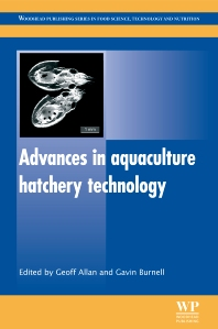 Cover image for Advances in Aquaculture Hatchery Technology