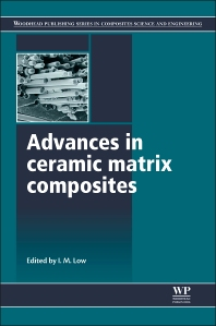 Cover image for Advances in Ceramic Matrix Composites