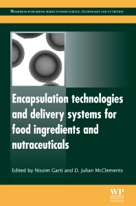 Cover image for Encapsulation Technologies and Delivery Systems for Food Ingredients and Nutraceuticals