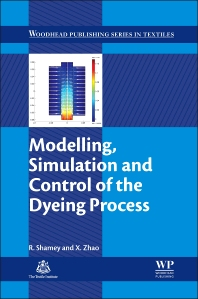 Cover image for Modelling, Simulation and Control of the Dyeing Process