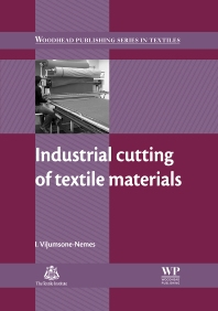 Industrial Cutting of Textile Materials - 1st Edition - ISBN: 9780857091345, 9780857095565