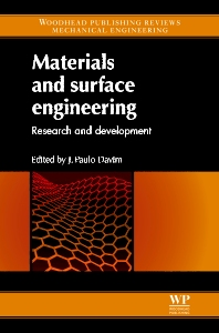 Materials and Surface Engineering - 1st Edition - ISBN: 9780081016732, 9780857096036