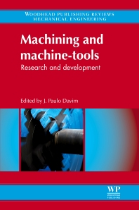Cover image for Machining and Machine-tools