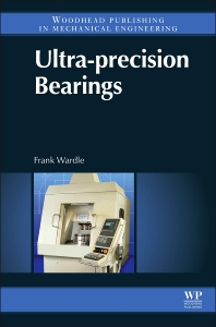 Cover image for Ultra-precision Bearings