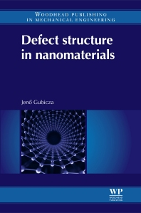 Cover image for Defect Structure in Nanomaterials