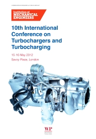 Cover image for 10th International Conference on Turbochargers and Turbocharging