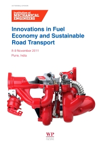 Innovations in Fuel Economy and Sustainable Road Transport - 1st Edition - ISBN: 9780857092137, 9780857095879