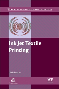 Cover image for Ink Jet Textile Printing