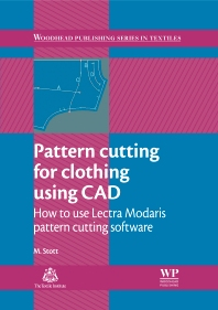 Pattern Cutting for Clothing Using CAD, 1st Edition,M Stott,ISBN9780857092311