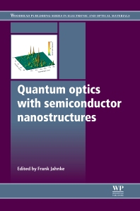 Cover image for Quantum Optics with Semiconductor Nanostructures