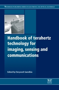 Cover image for Handbook of Terahertz Technology for Imaging, Sensing and Communications