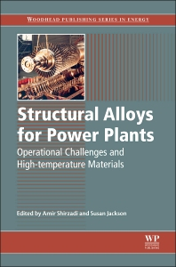 Cover image for Structural Alloys for Power Plants