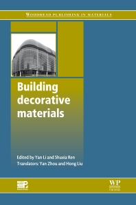 Cover image for Building Decorative Materials
